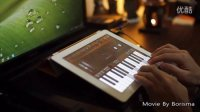 iPad 2 用Garageband 弹奏梦里的旋律【by John586】