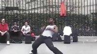 超屌超搞笑的黑人街头舞蹈