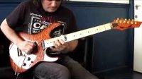 电吉他教学 大师电吉他课程 vinnie moore 电吉他即兴教学(三)