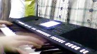 PSRS750演奏电子琴9级考级曲巴黎的鸭子-卡德莱拉