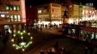 转贴:弗莱堡圣诞节延时移轴视频