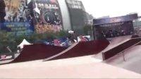 空翻暴摔 极限也欢乐-2011CX北京赛区精彩瞬间