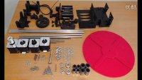 【3D小蚂蚁工作室】R-360——可旋转的模块化3D打印机