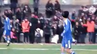 20110228 SYuni Kim Hyun Joong's soccer 4