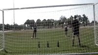 Goalkeeper Training Day 2