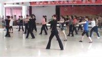 常德市老年大学民族舞蹈教学——形体修塑  舞蹈教师:廖丽雅