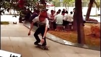 SCC滑板中国俱乐部新栏目sunny day第一集