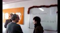 中国儿童教美国儿童作家巴尼·萨尔茨堡网络潮语