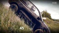 全能健将 2013保时捷Porsche Cayenne Turbo S挑战45度坡