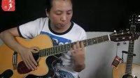【吉他之声乐器】s.yairi雅依利 yj25ceyj-25ce 音色视听