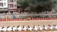 可能是世界上最快的划桨速度之广州车陂龙舟极速无影手合集(速度绝对真实)