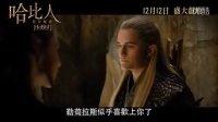 霍比特人2 史矛革之战 电视版9 巨龙现身篇 (中文字幕)