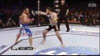 UFC166蝇量级:约翰多德森重拳袭面门KO对手