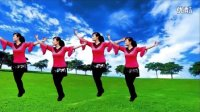 上津姐妹广场舞《善良的姑娘》