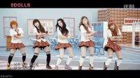 【男女共学】5Dolls《Like This Or That》韩语中字MV【HD超清】