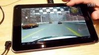 LG Optimus Pad内置程序试玩视频