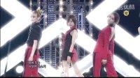 After School - 因为你 (2009-12-06 SBS人气歌谣)
