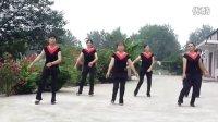 团洲湖2组广场舞种南瓜