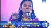 2011印度歌唱比赛,唱功相当了得—part1