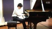 蔡岩Cai Yan Mozart Sonata K457(2nd mvt)