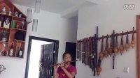 笛童韵:笛子独奏《夺丰收喜开镰》(带伴奏)