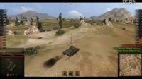 坦克世界World Of Tanks0.67本荒蛮之地苏联S系T34中型坦克--0人头战斗失败(对方