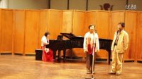 男女声对唱-敖包相会钢琴伴奏