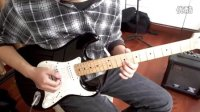 Jack Thammarat - Tokyo Trip guitar cover