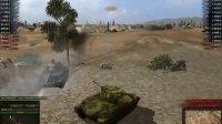 《坦克世界》M7中型坦克《荒蛮之地》【最终战死】