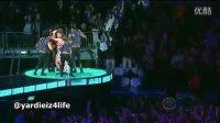 【猴姆独家】Rihanna做客格莱美提名晚会激情献唱冠单We Found Love