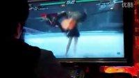 首轮2 四千米 vs 输不起 [酷虎铁拳3V3挑战赛20110918]