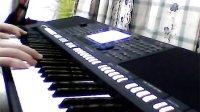 PSR-S750演奏周杰伦的青花瓷