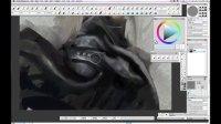 第2堂課畫畫4-9從這裡開始 聯成電腦 梁月corel   painter 11
