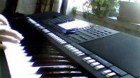 PSR-S750演奏贝多芬的欢乐颂。