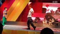 2011 重庆动漫节街舞大赛 8进4 老副 vs dokyun
