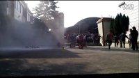 露塘商户消防演习