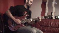 Frozen Soul ft Francesco Filigoi - Randall RD5 playthrough