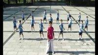 小学生柔力球基本动作