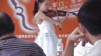 冷冰欣的小提琴