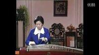 《战台风》 古筝独奏-- 林玲 .