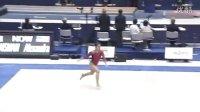 东京世锦赛女子全能决赛第四轮