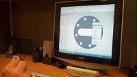 Mycestro Wireless Air Mouse using Solidworks