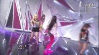 [现场]120616 F(X) Electric Shock MBC音乐中心