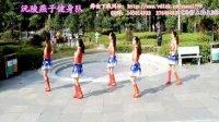 沅陵燕子广场舞《马背上的太阳》