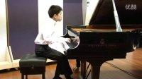 蔡岩钢琴独奏(第一乐章)
