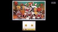 3DS《超级马里奥3D大陆》world 3