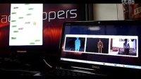 用Kinect玩涂鸦跳跃