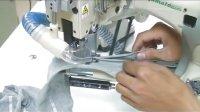 GA301-1-EC四针六线气动吸风集尘装置+电动剪线装置