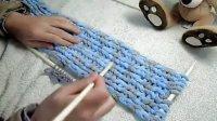 猫猫の编织教程 第二节 上下针的织法和收针