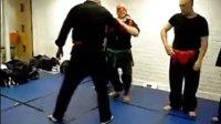 战斗柔术 - 各级别的 - 乔恩蒙住眼睛的压力测试